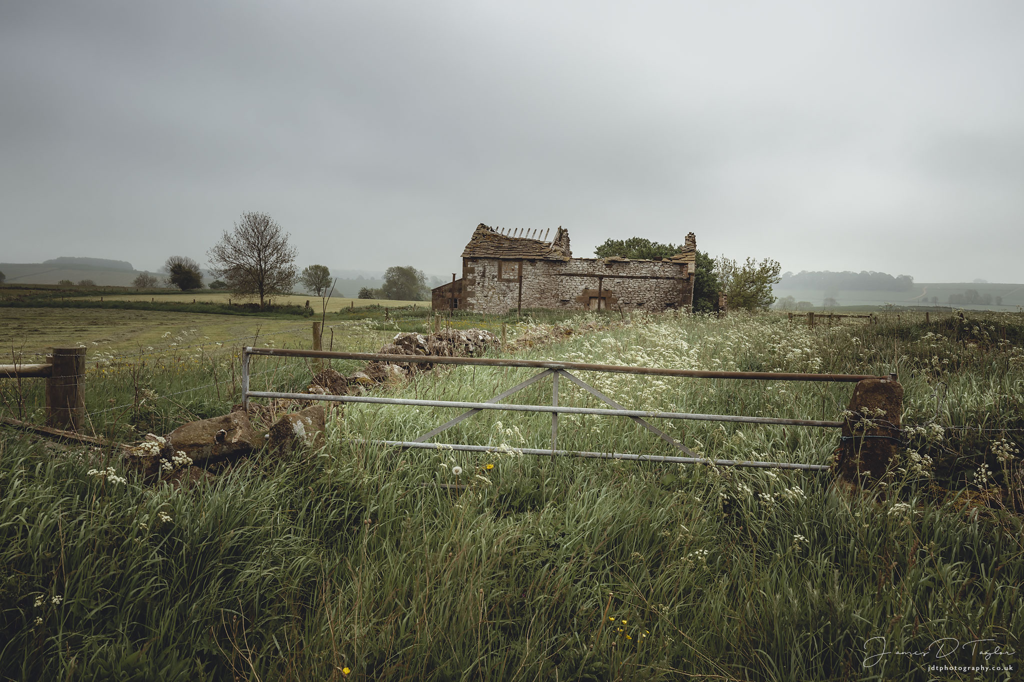 matte-barn-fog-flowers-peak-district
