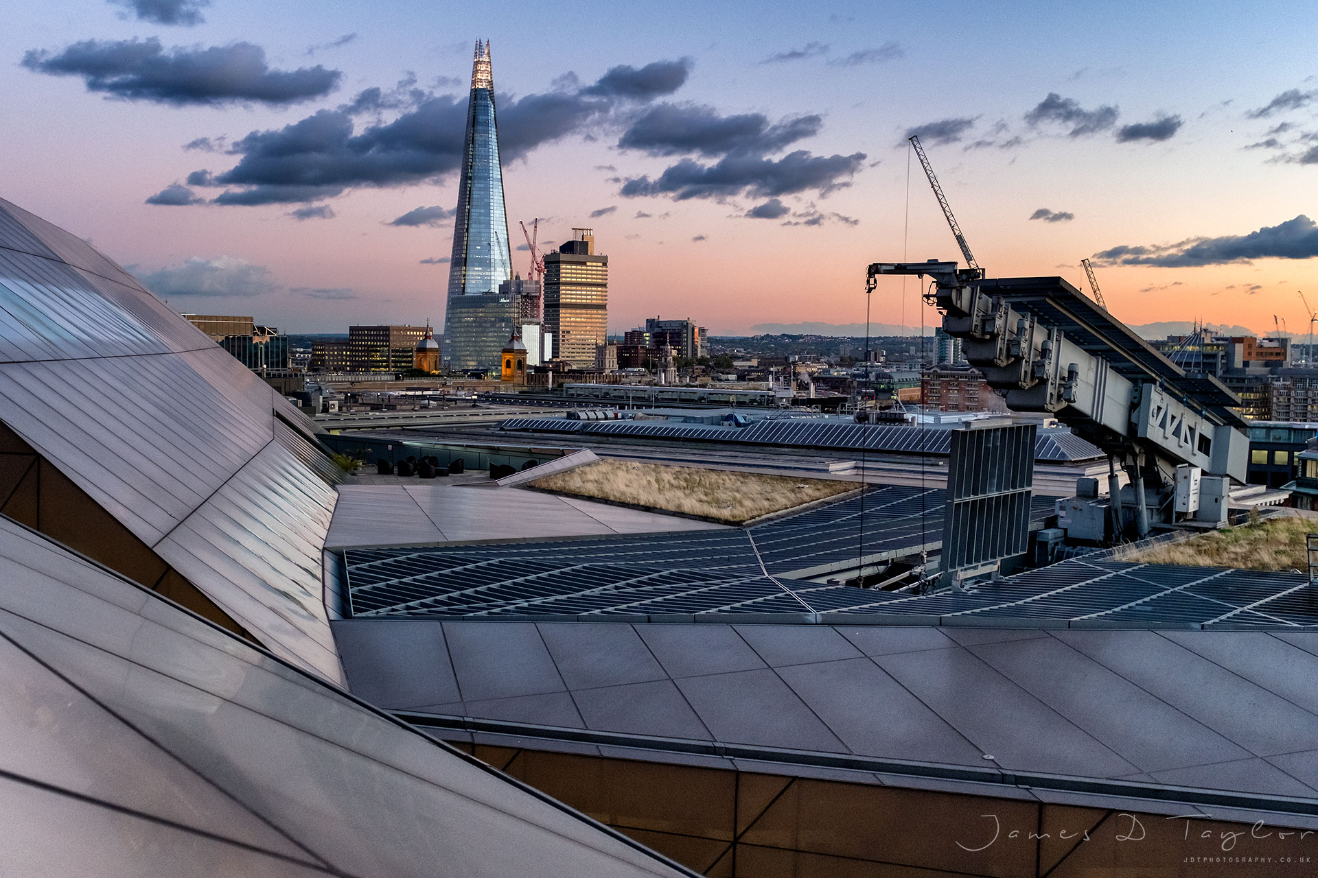 jdtphotography.co.uk rooftop view shard